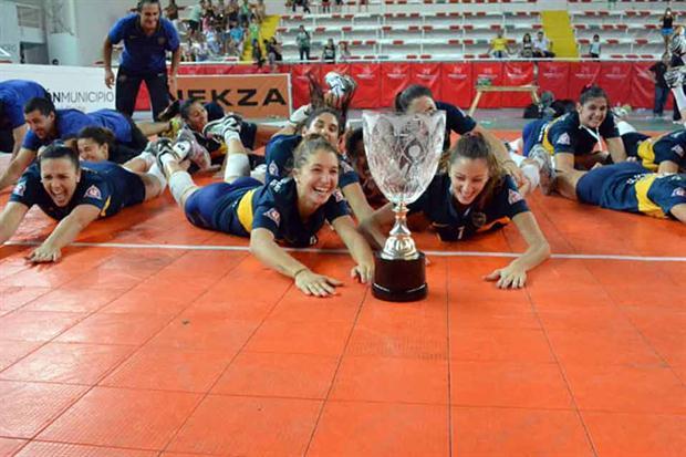 Boca se consagró bicampeón de la Liga Femenina de vóleibol